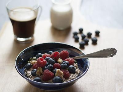 Raw Buckwheat Porridge   Joy of Yum