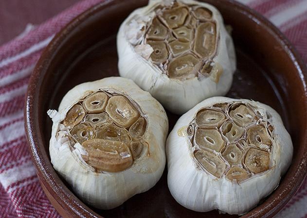 Oven Roast Garlic | Joy of Yum
