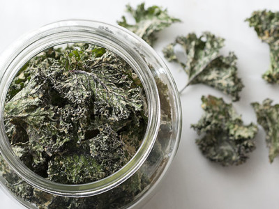 Kale Chips | Joy of Yum