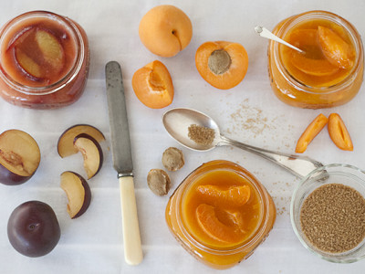 Plums and Apricots | Joy of Yum