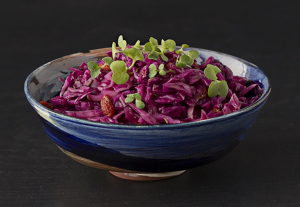 Antioxidant Red Cabbage Salad | Joy of Jum| Whole Food Plant Based Lifestyle