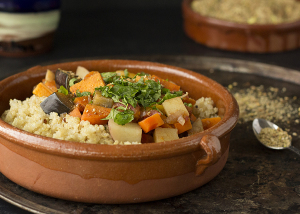 Fragrant Moroccan Vegetable Stew | Wholefood Plant Based Recipes | Joy of Yum
