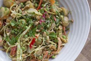 Potato and Harissa Salad | Joy of Yum