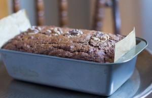 Spicy Chocolate Cake in Tin | Joy of Yum