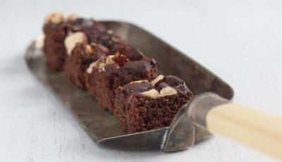 Dark Chocolate & Hazelnut Bites   Joy of Yum