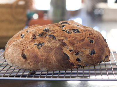 Rustic Olive Bread   Whole Food Plant Based Lifestyle   Joy of Yum