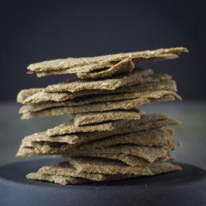 Fennel Crackers | Raw Crackers | Joy of Yum | Wholefood Plant Based