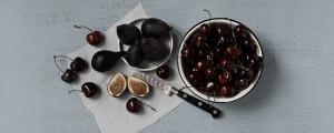 Cherries and Figs | Joy of Yum