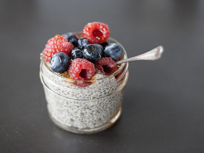 Chia Seed Dessert | Joy of Yum