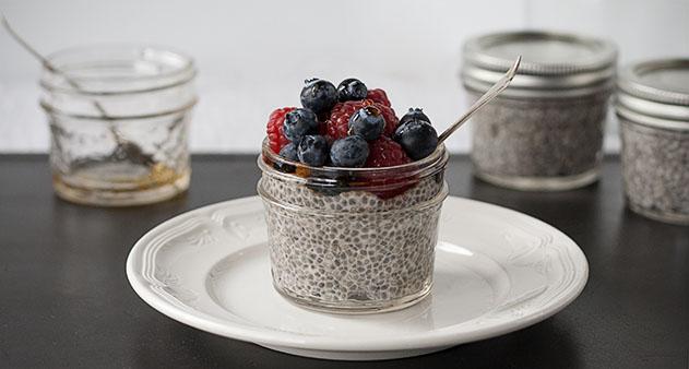 Chia Seed Dessert | Joy of Yum