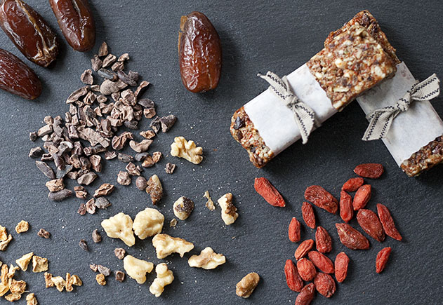 energy bar ingredients joy of yum
