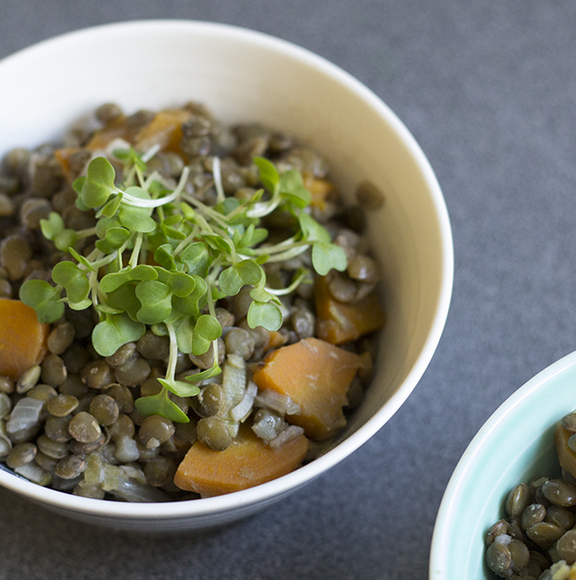 French Style Puy Lentils | Joy of Yum