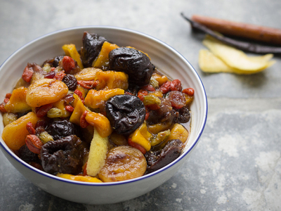 Dried Fruit Compote | Joy of Yum