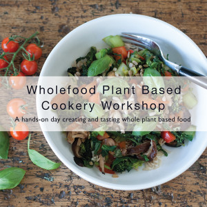 Wholefood Plant Based Workshop