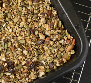 The Yummiest Granola | Whole Food Plant Based Lifestyle | Joy of Yum