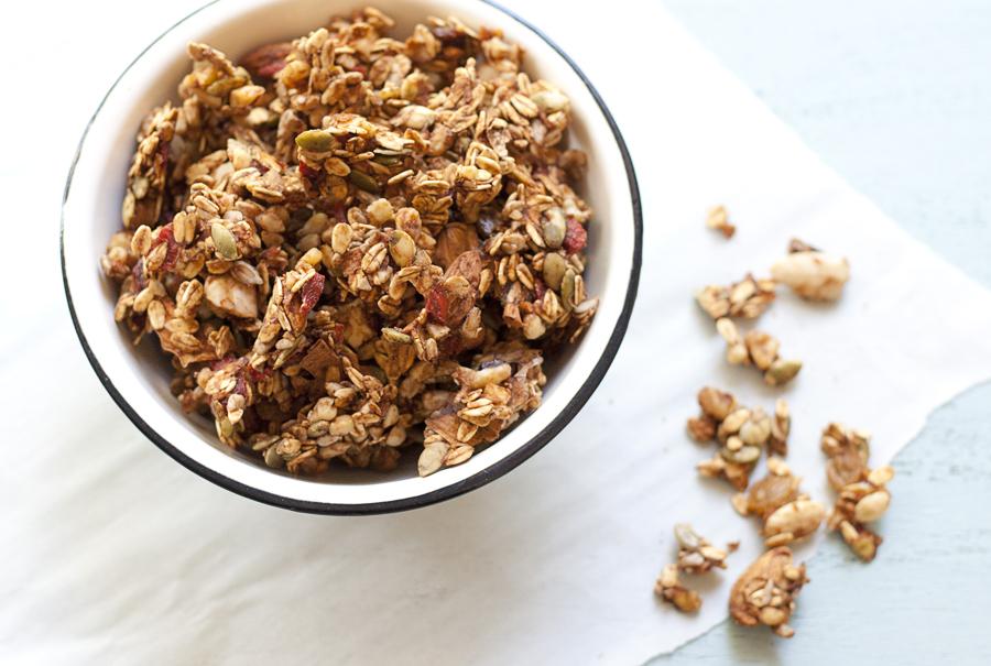 Raw Granola |Whole Food Plant Based Lifestyle | Joy of Yum