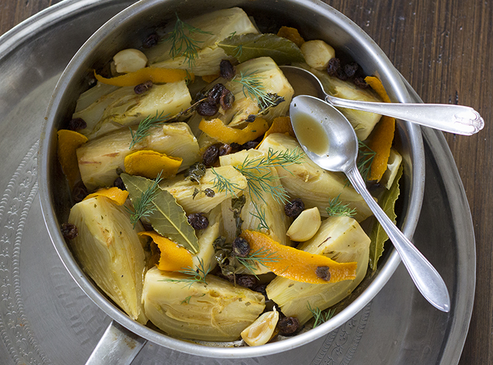 Joy of Yum | Braised Fennel