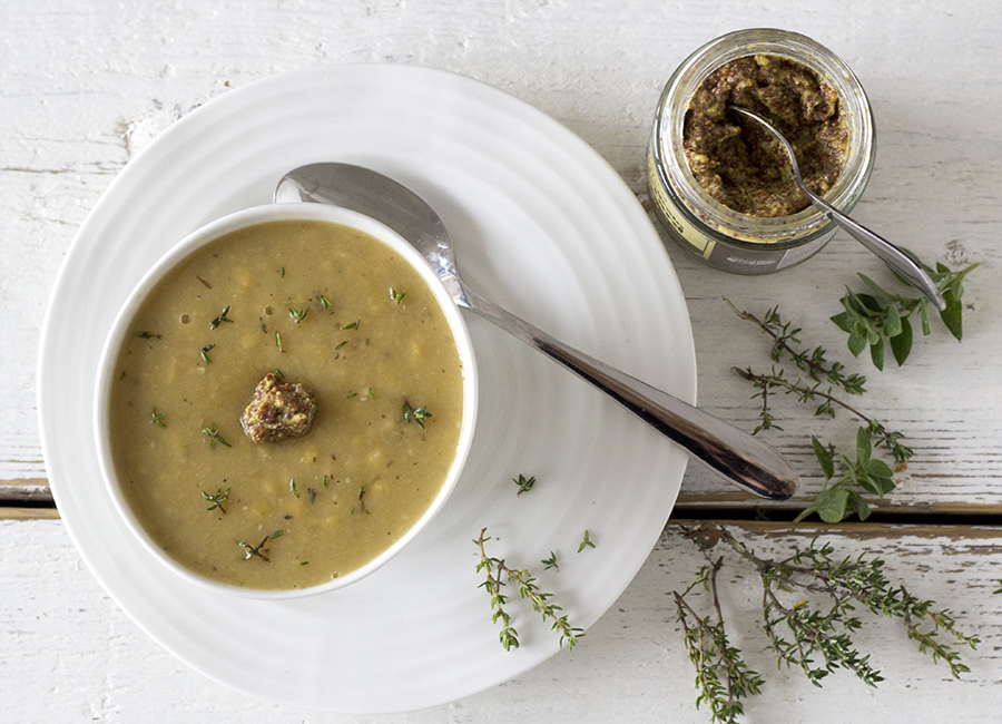 Joy of Yum | Swedish Split Pea Soup