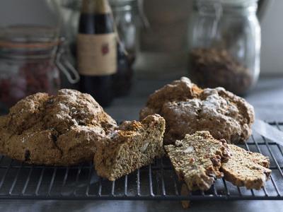 Joy of Yum | Spelt Soda Bread Sliced