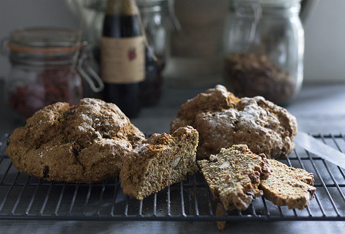 Joy of Yum | Spelt Soda Bread Sliced
