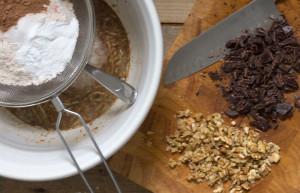 Spicy Chocolate Cake Ingredients | Joy of Yum