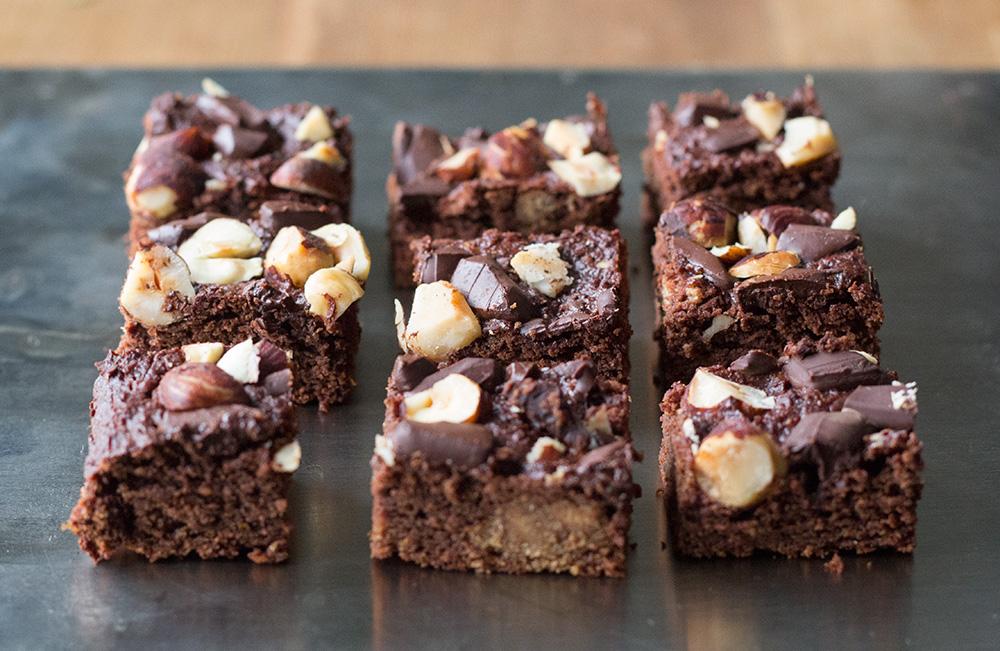 Dark Chocolate and Hazelnut Bites | Joy of Yum | Whole Food Plant Based Lifestyle