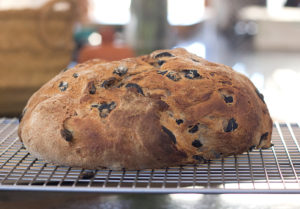 Rustic Olive Bread | Whole Food Plant Based Lifestyle | Joy of Yum