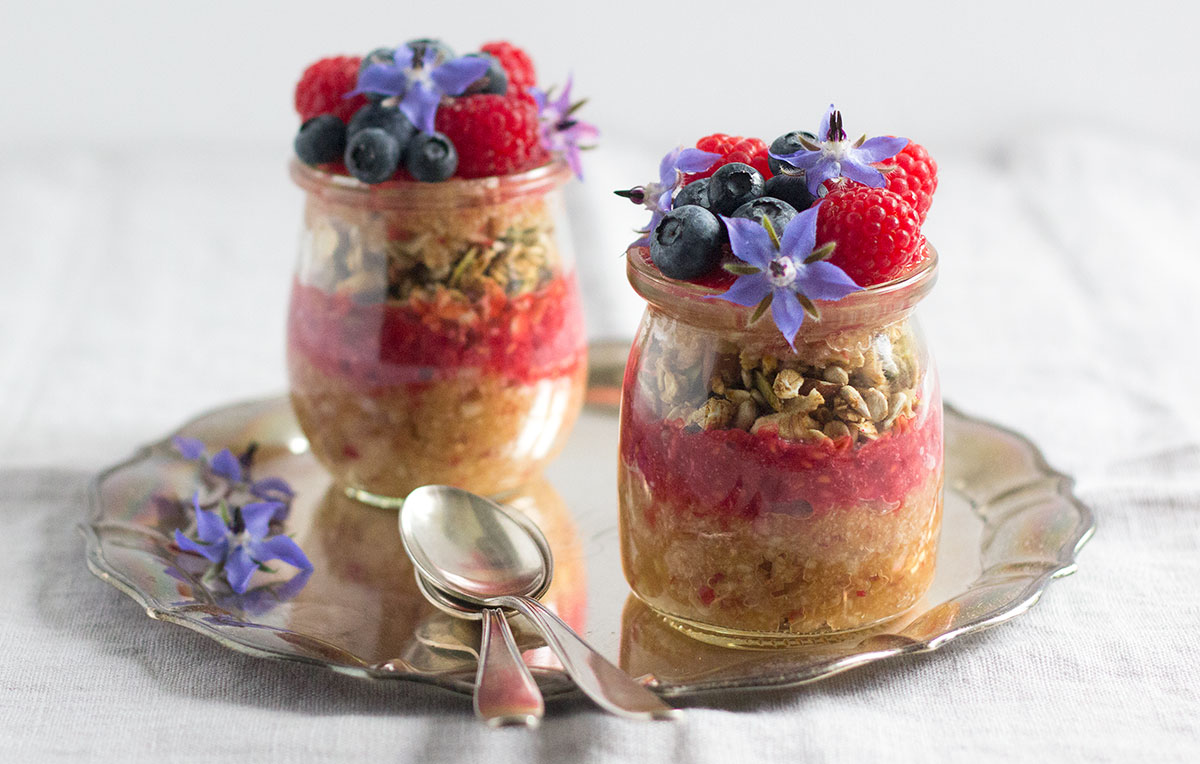 Pink Lady Apple Dessert | Joy of Yum | Whole Food Plant Based Lifestyle